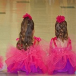 children ballet students