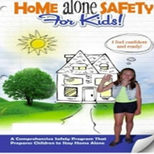 home alone program poster